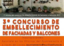 3º CONCURSO DE EMBELLECIMIENTO DE FACHADAS Y BALCONES