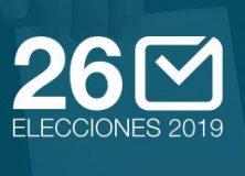 RESULTADO SORTEO MESAS ELECTORALES ELECCIONES EUROPEAS, AUTONÓMICAS Y MUNICIPALES- 26 DE MAYO DE 2019