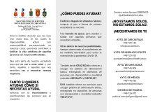 Comunicado de la Mancomunidad de Servicios Sociales de Carcastillo sobre voluntariado